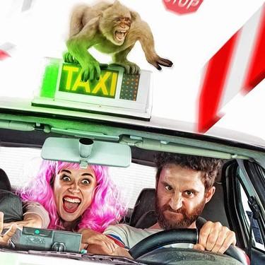'Taxi a Gibraltar': una lamentable mezcla de comedia y road movie a la que no merece la pena subirse