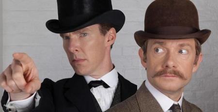 La primera imagen del especial de 'Sherlock', la imagen de la semana