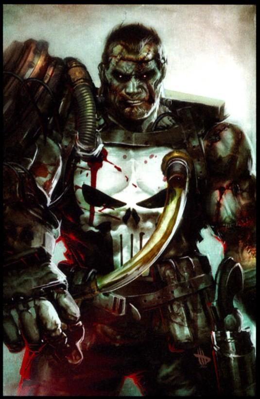 Punisher Vol 7 11 Textless