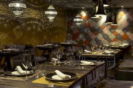 Cocina andaluza reinventada con un toque francés en el restaurante Abbás en Madrid