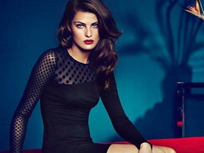 Moda de fiesta Navidad de 2011: 20 vestidos cortos para noches muy largas