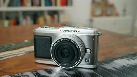 Olympus E-P1: Vídeo en Stop Motion