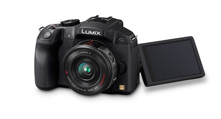 Lumix-G6 pantalla