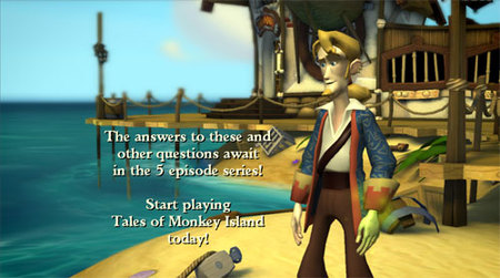 'Tales of Monkey Island', la demo ya se encuentra disponible