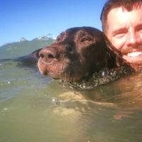 Viajar y pasar tiempo juntos es el mejor regalo para su perro diagnosticado con cáncer