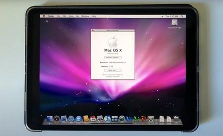 Consiguen ejecutar Mac OS X Leopard en un iPad Pro (2020)