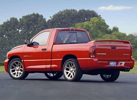 Dodge Ram Srt10 2004 1600 10