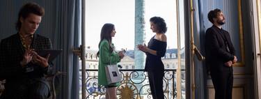 El adelanto de la serie de Netflix 'Emily en París' promete mucha moda y una nueva Carrie Bradshaw