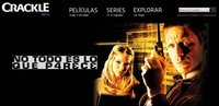 Crackle llega a México y Latinoamérica ofreciendo películas gratis