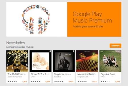 Google Music puede llegar pronto a iOS con una aplicación nativa