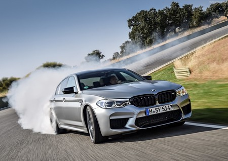 Bmw M5 Competition 2019 1600 0d
