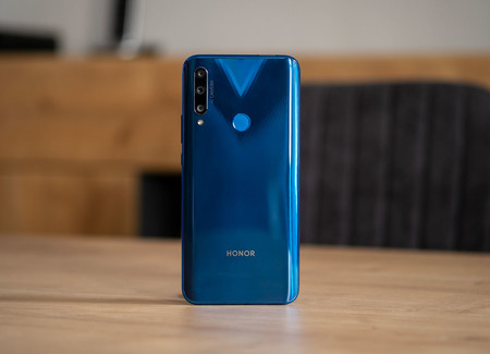 Huawei Honor 9X de 128GB en oferta desde España a (casi) precio de China: por 199 euros en Amazon