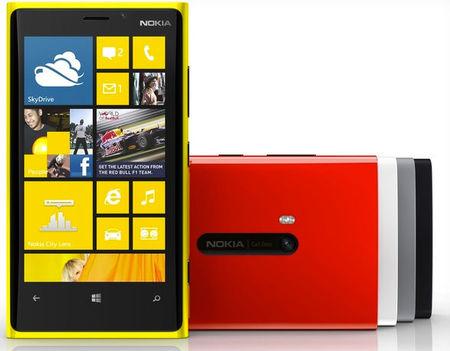 La pantalla PureMotion HD+ del Lumia 920 es la más rápida del mundo. Nokia explica por qué