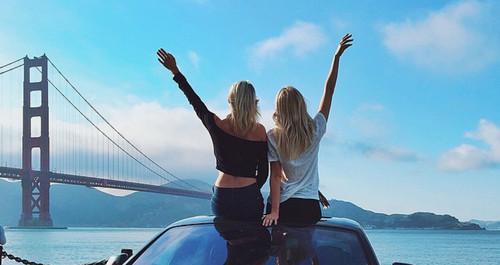 ¿Quieres planear tus próximos viajes como una blogger de moda? Estos son los 17 destinos a los que ellas prefieren viajar