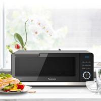 Panasonic presenta el primer horno de inducción doméstico compacto del mundo