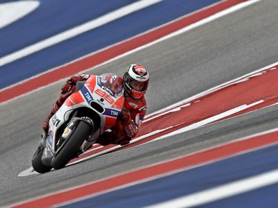 """Jorge Lorenzo, sexto y primera Ducati: """"Arriesgaremos lo justo, quiero más que nunca acabar la carrera"""""""