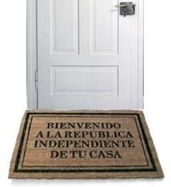 Spot Bienvenido a la República Independiente de Tu Casa