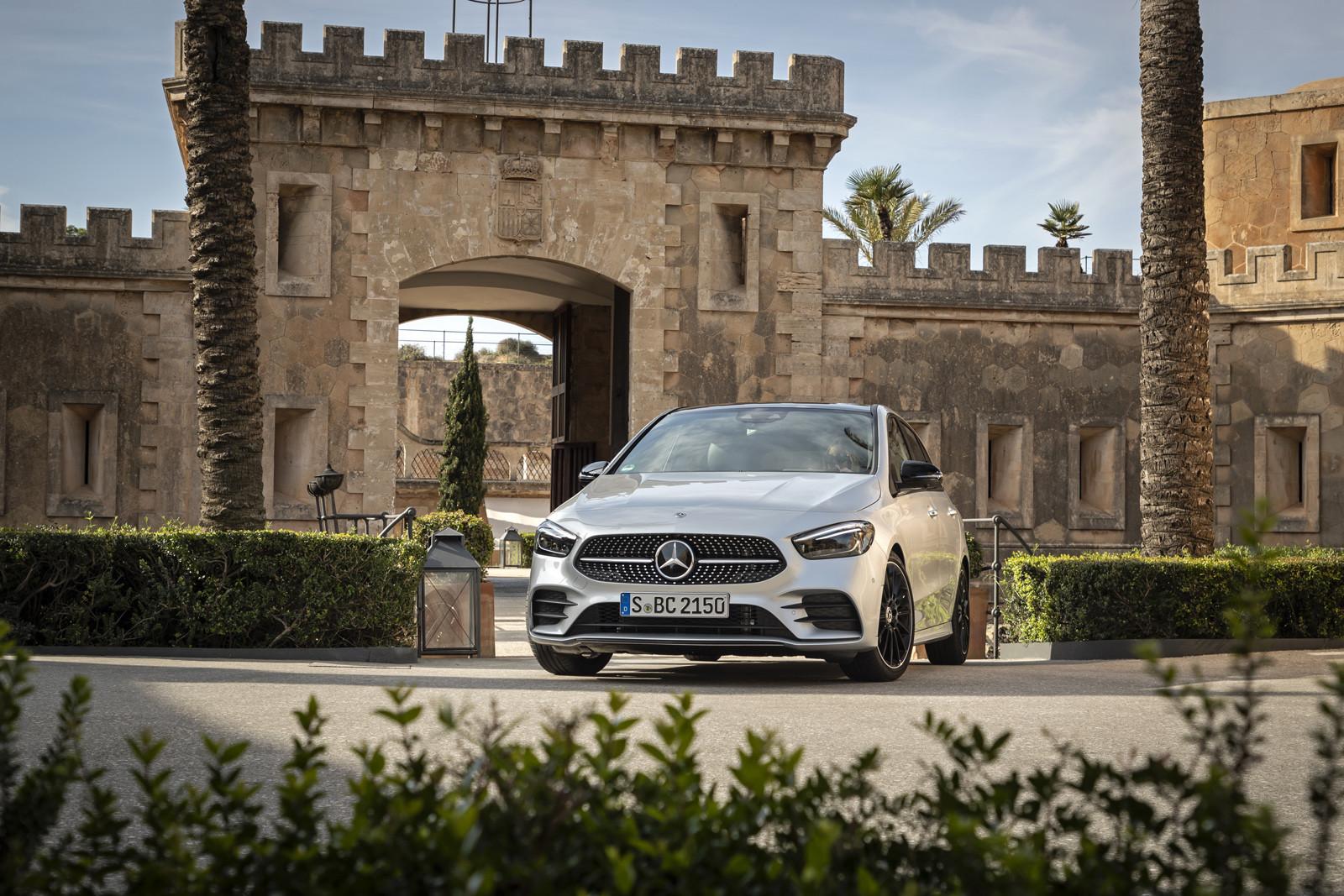 Foto de Mercedes-Benz Clase B 2019 (44/157)