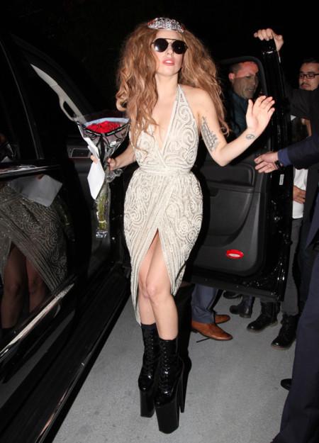 Lady Gaga look Halloween