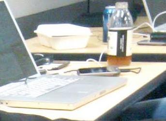 Foto de Nexus One, filtraciones (4/5)