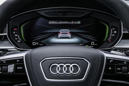 Audi A8 2018 Ai Traffic Jam Assist 3