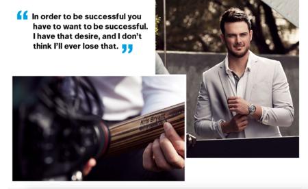 Express encuentra en el mundo del béisbol a su nuevo embajador de marca