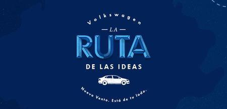Arranca #LaRutaDeLasIdeas, la meta es generar una idea a bordo de un automóvil