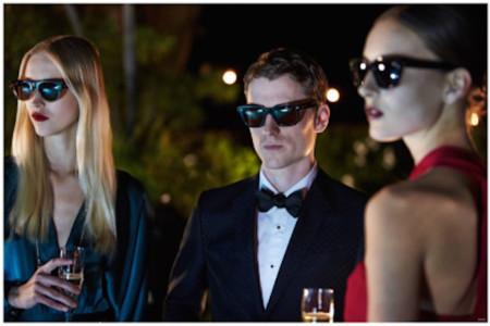 Gucci presenta una línea de lentes de sol al más puro estilo Hollywood