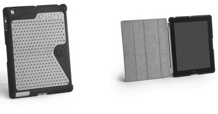 Carcasas Oakley para el iPhone 5 y el iPad