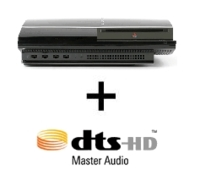 DTS-HD Master Audio llegará a la Playstation 3
