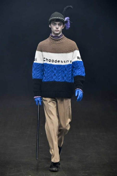 Undercover Fall Winter 2019 Paris Fashion Week 07