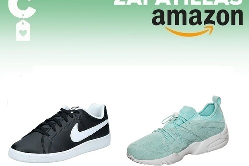 Chollos en tallas sueltas de  zapatillas Nike, Reebok o Adidas en Amazon por menos de 30 euros