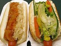 Los mejores hot dogs de Nueva York