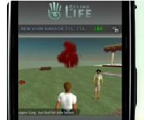 Second Life en el móvil