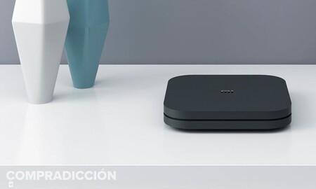 Ahórrate 25,40 euros convirtiendo tu vieja tele en toda una smart TV con la Xiaomi Mi Box TV S que Fnac te deja en 44,59 euros