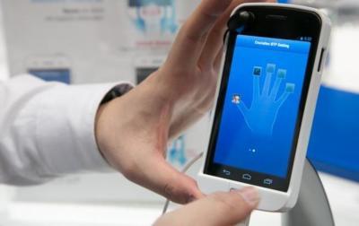 Los sensores de huella dactilar podrían borrar del mapa a los botones de inicio en nuestros smartphones