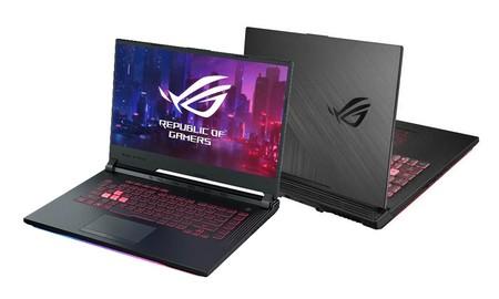 ASUS ROG Strix G531GT-BQ165, una potente propuesta gaming que PcComponentes te deja por sólo 899,99 euros