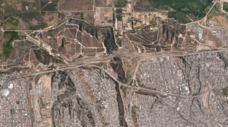 Mexico Estados Unidos Frontera