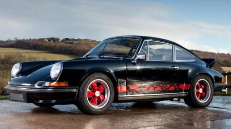 Jenson Button vende ahora su Porsche 911 2.7 Carrera RS de 1973