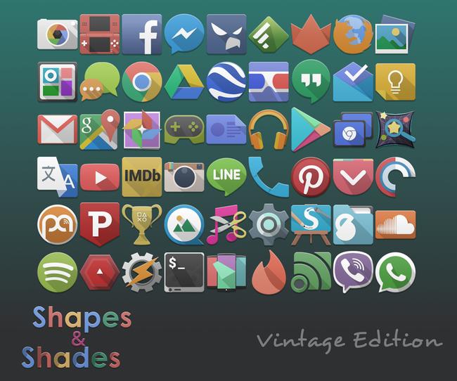 Shapes Shades 1