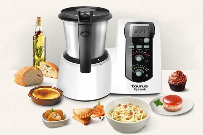 Robots en la cocina la receta algor tmica se cocina mejor - Un robot de cuisine ...