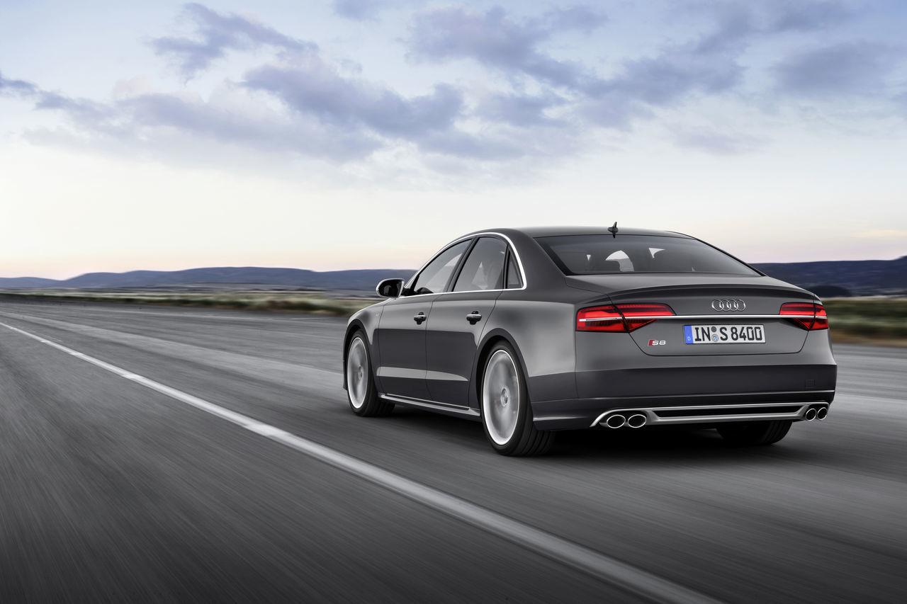 Foto de Audi A8 2013 (49/67)