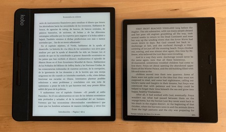 Kobo Forma Amazon Kindle Oasis