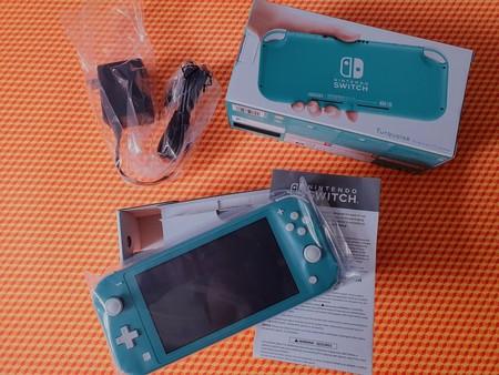 Nintendo Switch Lite Primeras Impresiones Mexico