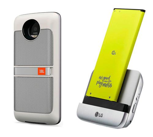 Moto Mods y LG Friends, comparamos las propuestas modulares de Lenovo y LG