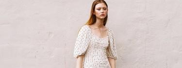 Clonados y pillados: encuentra las nueve diferencias entre el vestido de Zimmermann y Zara TRF