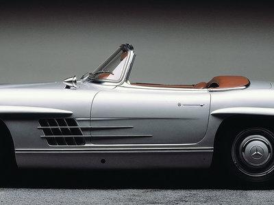 El fascinante origen del Mercedes 300 SL Roadster, el biplaza descapotable más bello de la historia