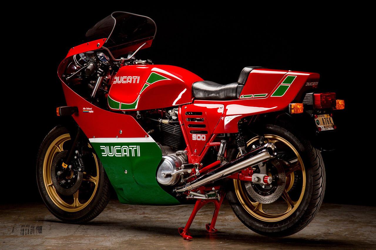 Foto de Ducati 900 MHR Mille (3/21)