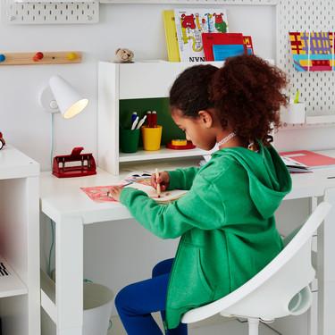 Decoración infantil: 35 piezas ideales y perfectas para las zonas de estudio de los peques de la casa