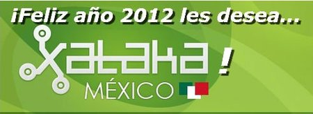 ¡Feliz año 2012!